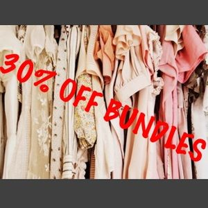 Accessories - 30% OFF BUNDLES! Buy more and save!